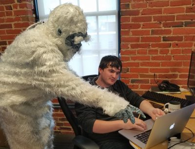 Subscription Yeti is Reviewing Some Code